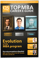 top mba magazine